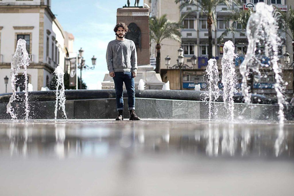 LuisDa Molina, de 'Proyecto Machos'. FOTO: Miguel Valverde