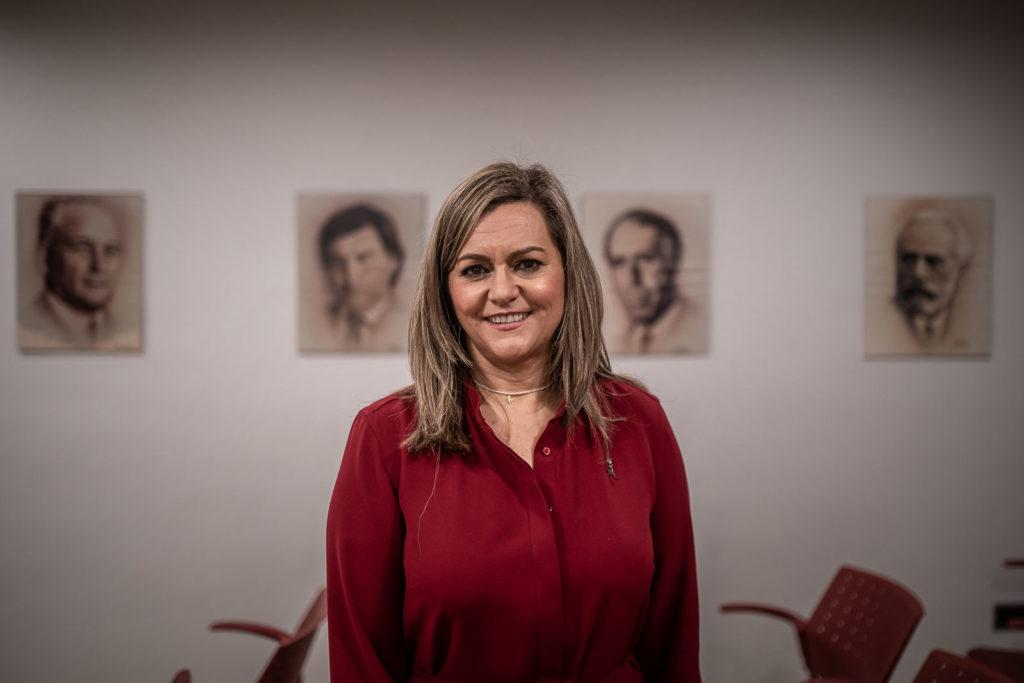 María Jesús Serrano. FOTO: Miguel Valverde