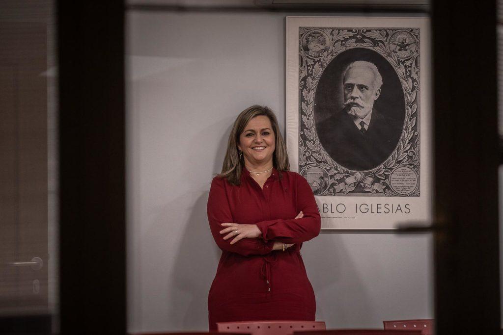 María Jesús Serrano. FOTO: RAM