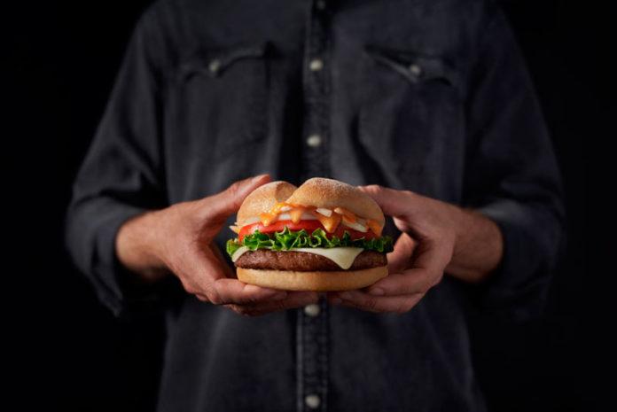 La nueva 'Big Good' de McDonald's