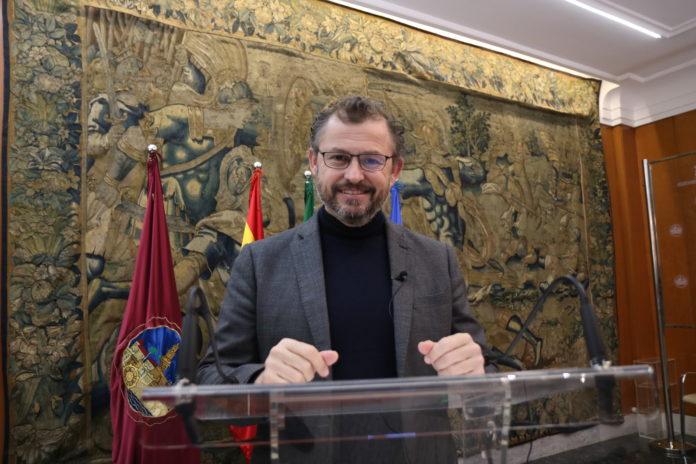 David Dorado, delegado de infraestructuras
