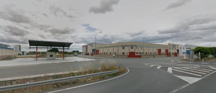 Polígono Industrial La Dehesa en Hinojosa del Duque. FOTO: Google Maps