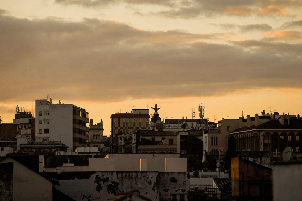 Casco urbano de Córdoba. Foto: Miguel Valverde