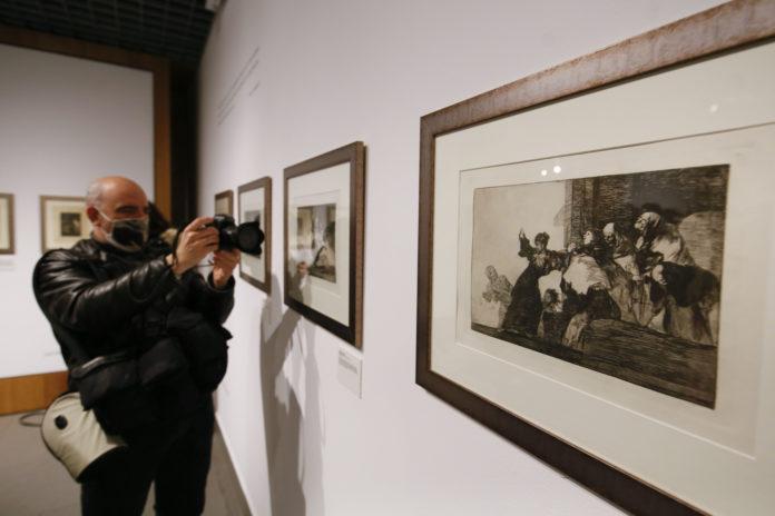 Exposición 'Las mujeres de Goya'