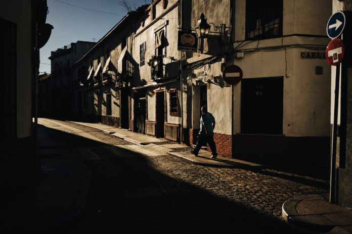 Casco histórico. Foto Miguel Valverde.