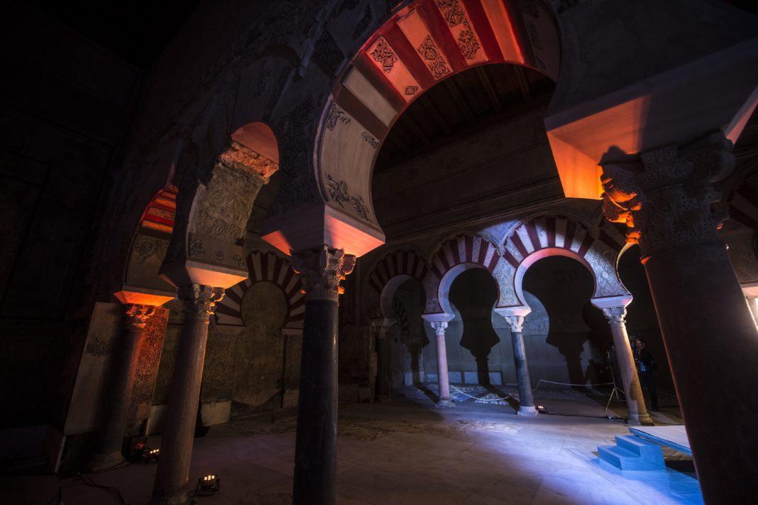 Imagen del interior de Medina Azahara en Córdoba, Patrimonio de la Humanidad. FOTO: RAM
