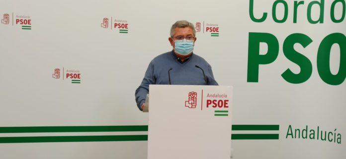 JESÚS MARÍA RUIZ, parlamentario del PSOE