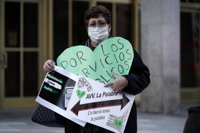 Plataforma Andalucía entre Todos exige una compañía eléctrica para Córdoba