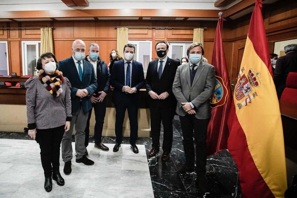 La base militar consigue la unidad de todas las instituciones en Córdoba