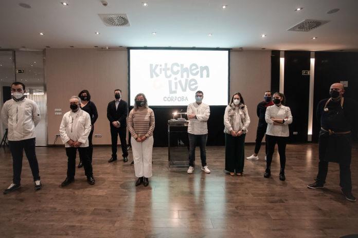 Presentación de 'Kitchen On Live Córdoba'. FOTO: Miguel Valverde