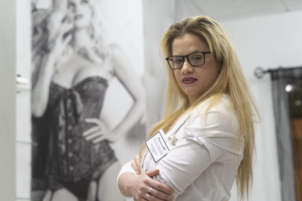 Mónica Baena, sexóloga de Lucena en Córdoba