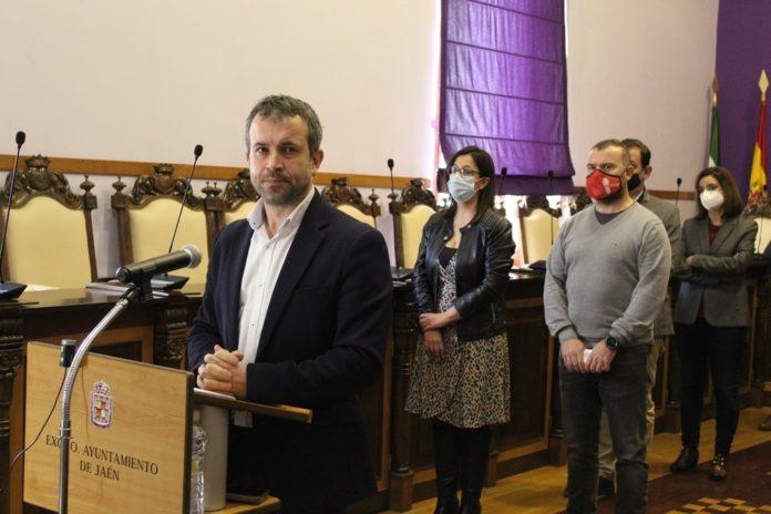 El alcalde Jaén, Julio Millán, critica la elección de Córdoba para el Plan Colce