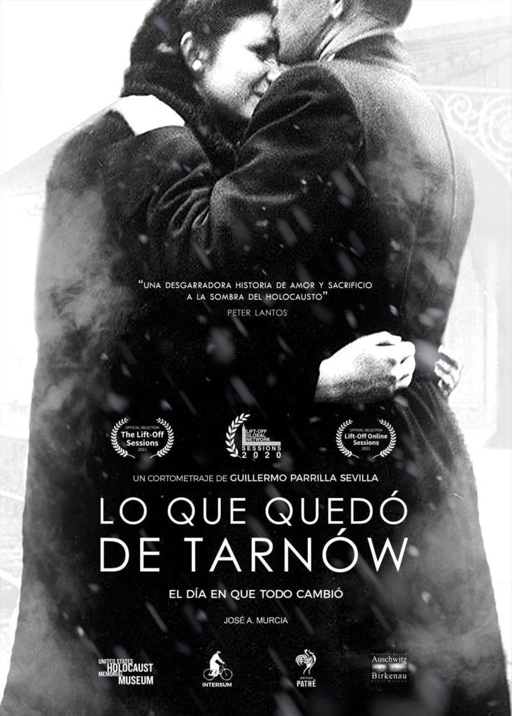 'Lo que quedó de Tarnów', un cortometraje de Guillermo Parrilla