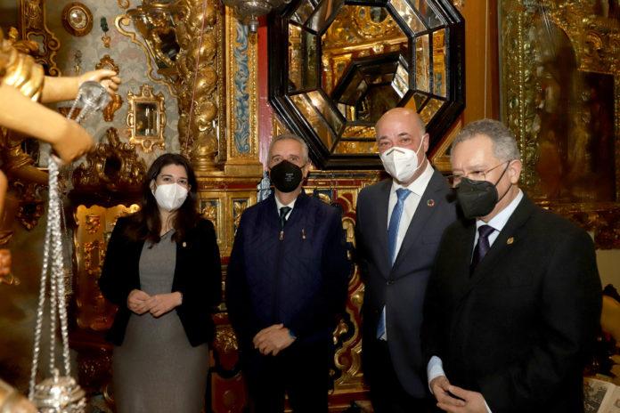Diputación de córdoba, presidente