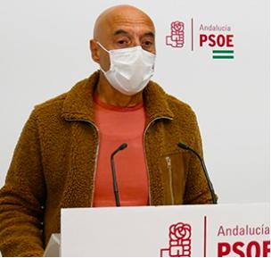 Antonio Hurtado. FOTO: PSOE Córdoba, Junta