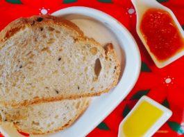 Pan de aceitunas de Panaderías Hermanos Fernández