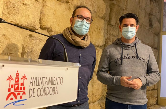 Juan Alcántara y Pedro García