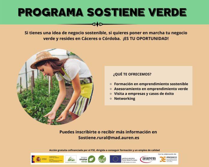 Programa sostiene rural