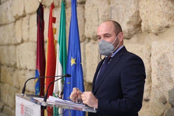 El teniente alcalde de Inclusión y Accesibilidad, Bernardo Jordano