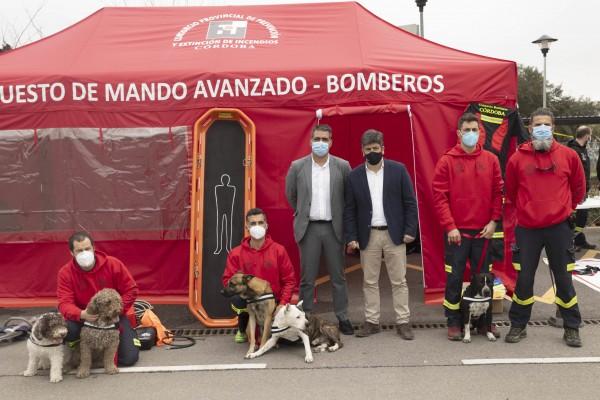 Foto Bomberos