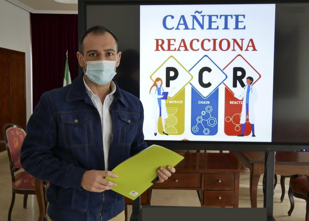 El alcalde, Félix Romero, presenta el 'Plan Cañete Reacciona'