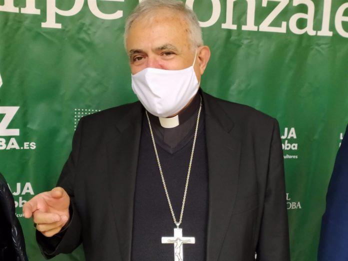 El obispo de Córdoba, Demetrio Fernández