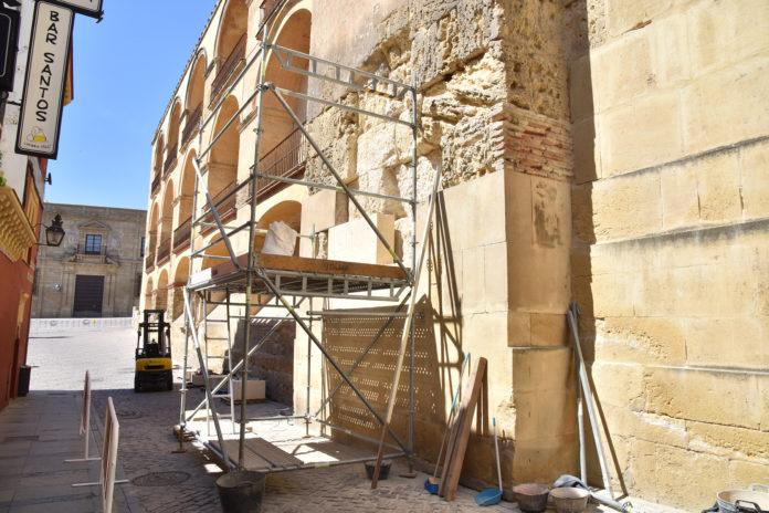 Fachada Sur Mezquita-Catedral