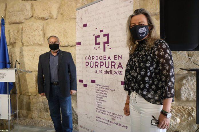 Isabel Albás y Rafael Pérez de la Concha