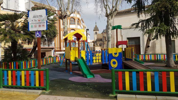 Parque Infantil en el Coso