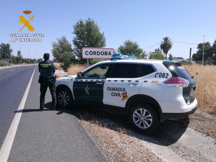 Puesto de Córdoba, guardia civil