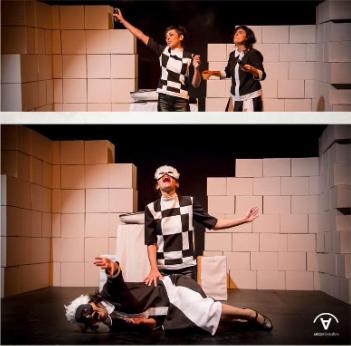 'Bailemos por ellas' en el Teatro Góngora