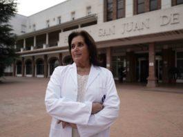 Rosa Manzanares, hematóloga