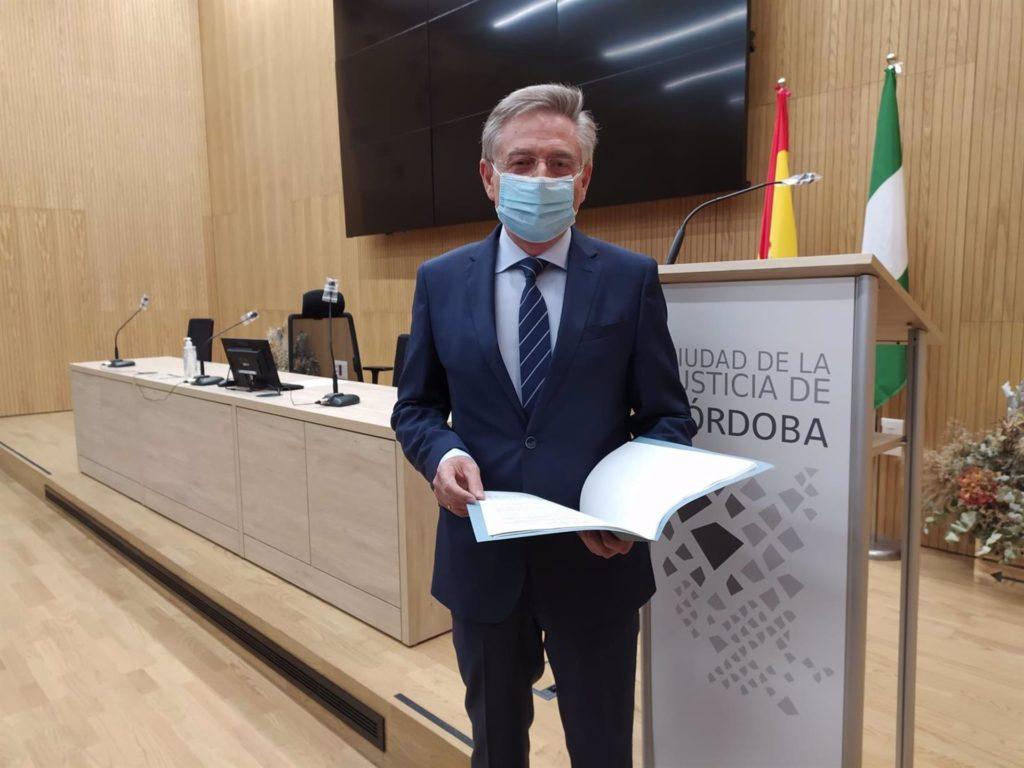 Presidente ciudad de la justicia