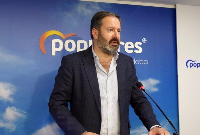 Adolfo Molina, presidente del PP de Córdoba