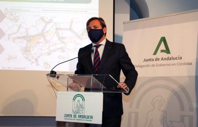 El delegado del Gobierno andaluz en Córdoba, Antonio Repullo