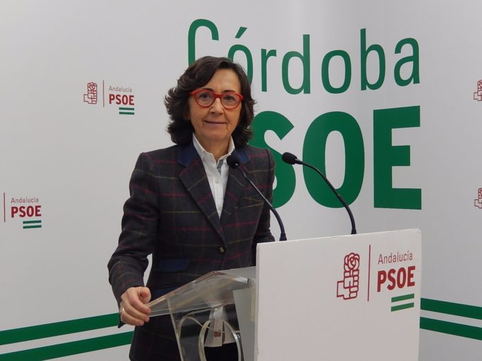 Rosa Aguilar, PSOE
