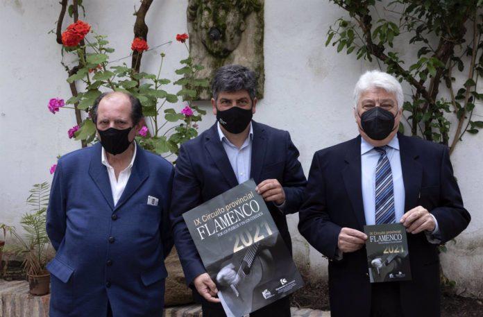 El delegado de Consumo y Participación Ciudadana en la Diputación de Córdoba, Rafael Llamas