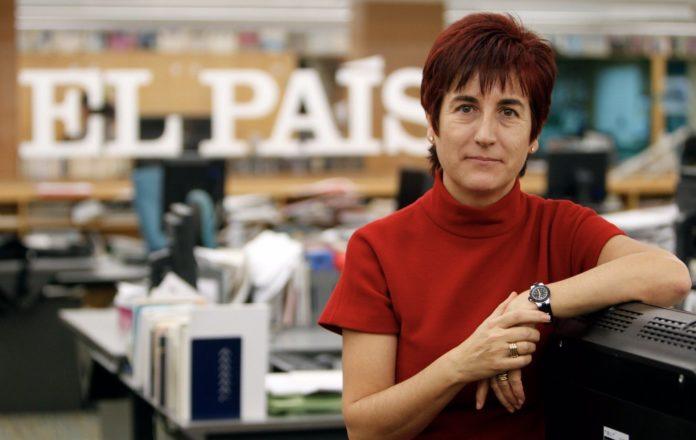 Ángeles Espinosa, galardonada con el XIV Premio Internacional de Periodismo Julio Anguita Parrado