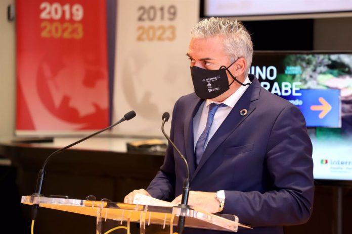 Diputación. El delegado de Programas Europeos y Administración Electrónica de la Diputación de Córdoba, Víctor Montoro.