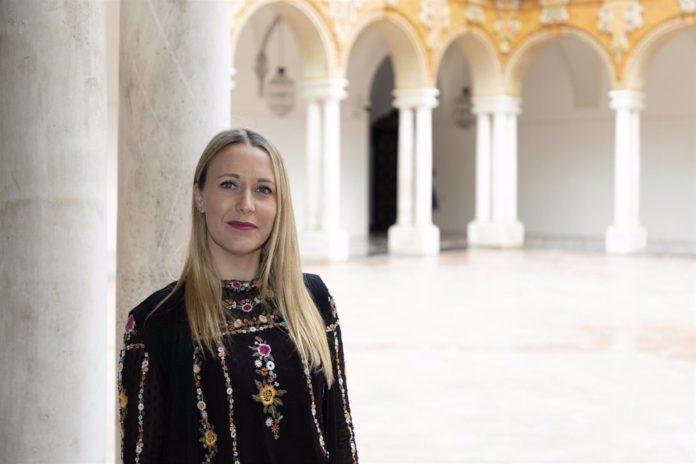La delegada de Juventud y Deporte de la Diputación de Córdoba, Ana Blasco