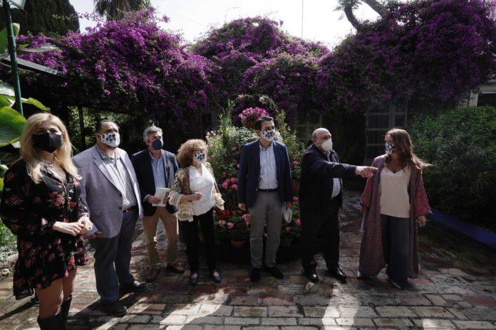 Presentación centenario de los Patios de Córdoba. Foto RAM