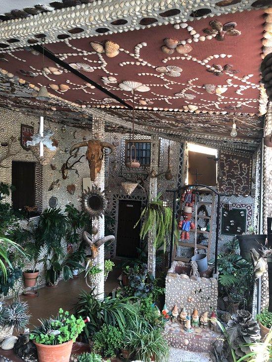Interior de la Casa de las Conchas en Montoro (Córdoba). FOTO: Tripadvisor