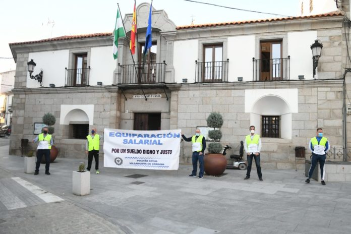 Policía Local, Villanueva de Córdoba