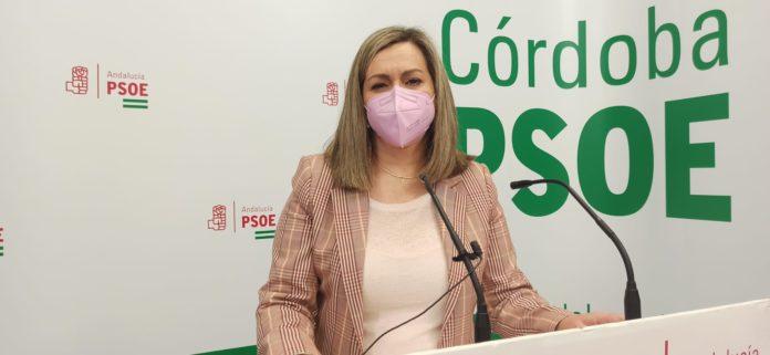 PSOE, María Jesús Serrano