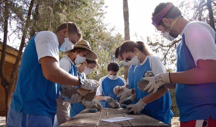Campo de Voluntariado Juvenil