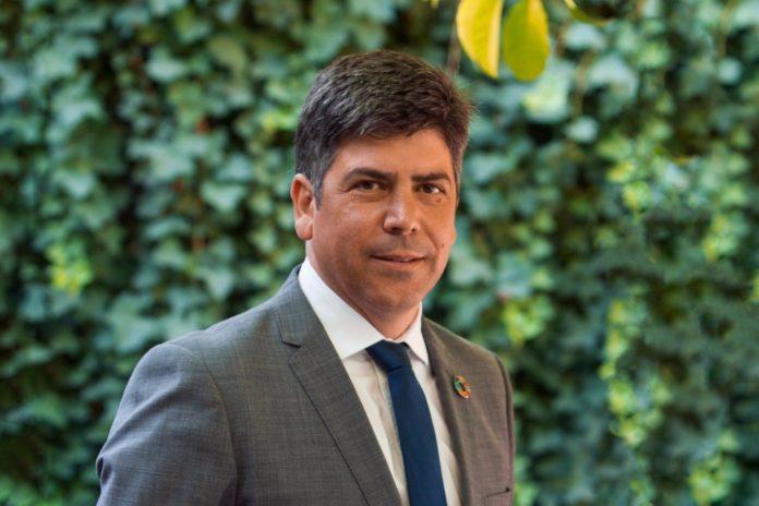 Rafael Llamas, El delegado de Cohesión Social, Consumo, Participación Ciudadana y Protección Civil