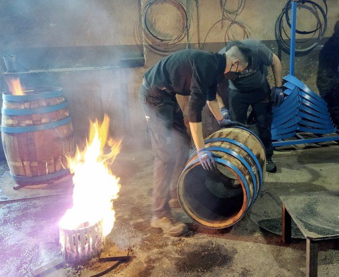 Un taller artesano