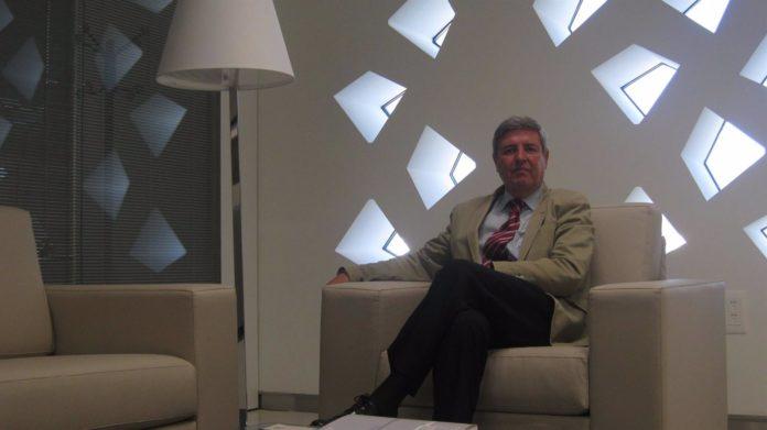 El fiscal jefe de Córdoba, Fernando Sobrón
