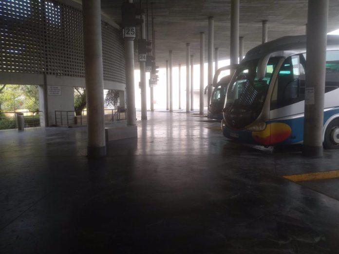 Estación de autobuses de Córdoba