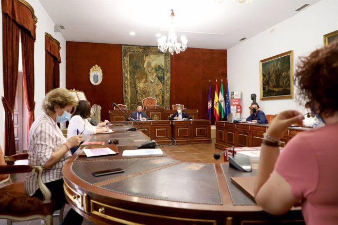 Reunión del IPBS con los ayuntamientos de Rute, Almodóvar del Río y Bujalance